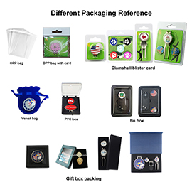 Pin Mei Golf Packaging Available Reference